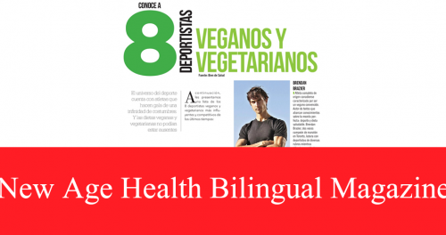 New Age Health Bilingual Magazine