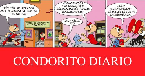 Condorito diario