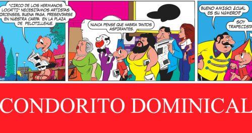 Condorito dominical