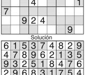 Sudoku pares e impares