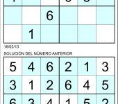 Sudoku mini